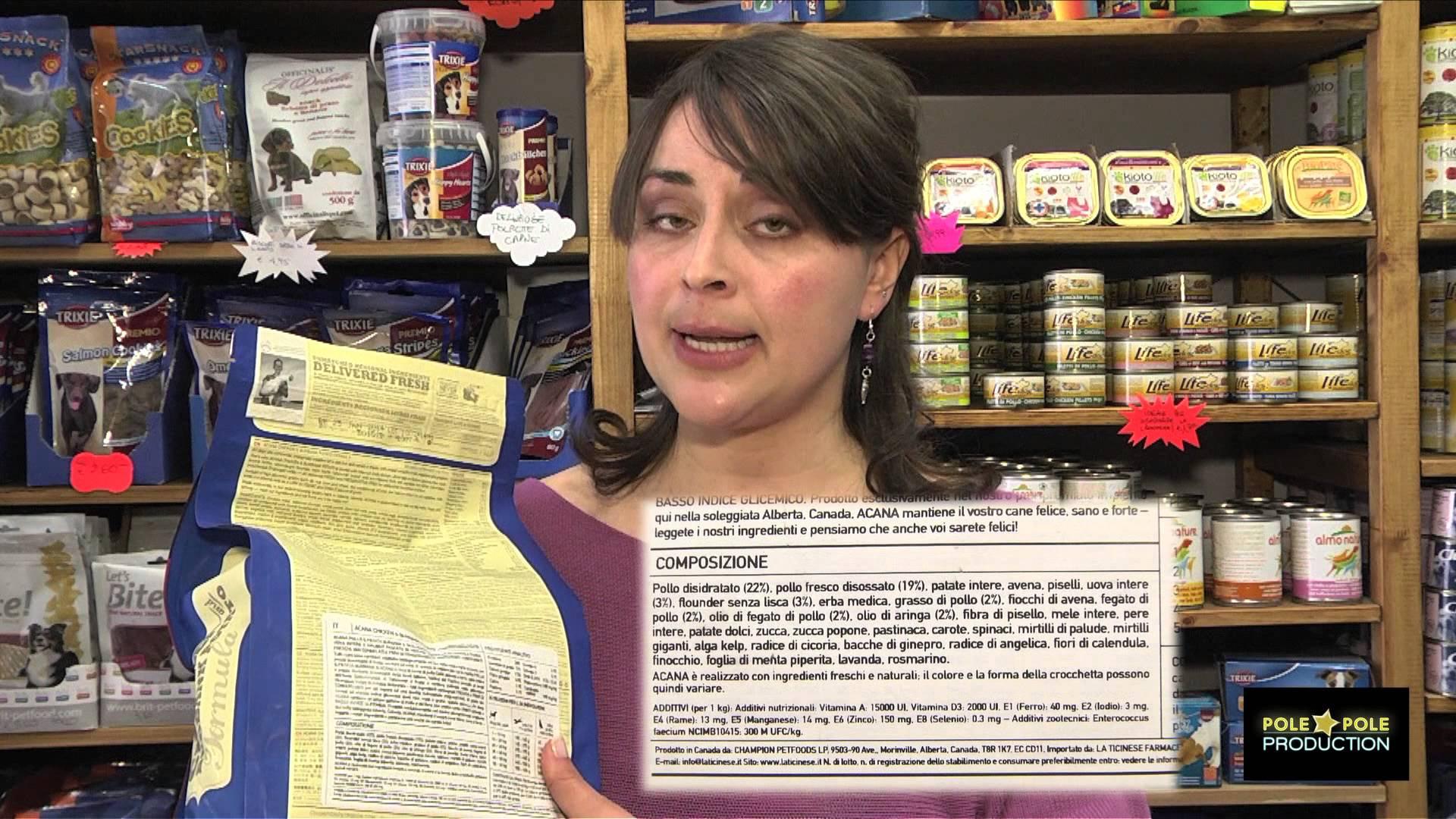 Saper leggere le etichette: crocchette per cani