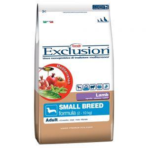Exclusion – Mediterraneo Adult Small Agnello