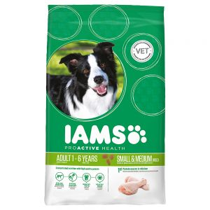Iams – Proactive Health Adult Small & Medium