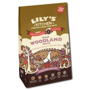 Lily's Kitchen – Adult Wild Woodland Cervo & Selvaggina