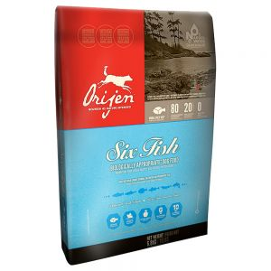 Orijen – Six Fish