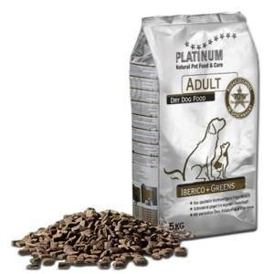 Platinum Natural – Adult Iberico + Greens