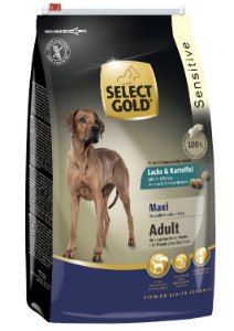 Select Gold – Sensitive Maxi Adult Salmone
