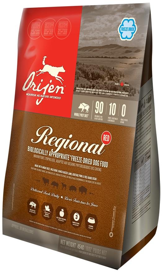 Orijen - Regional Red Liofilizzato