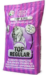 mangime per cani top regular