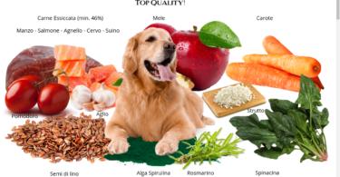 cibo per cani topdog