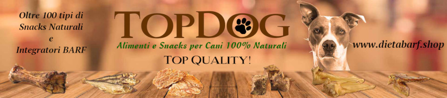 Snacks Naturali per cani