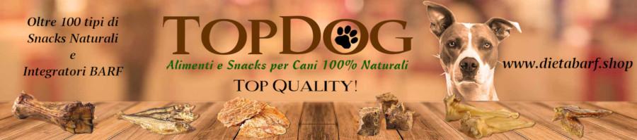 Snacks Naturali per cani