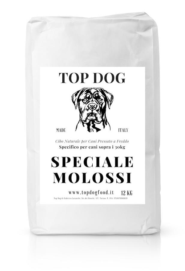 Top Dog Speciale Molossi, per cani sopra 30kg