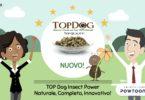 crocchette per cani con proteina di insetti top dog